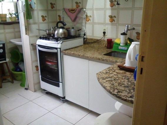 Apartamento A Venda No Bairro Floresta Em Belo Horizonte - - 124-1