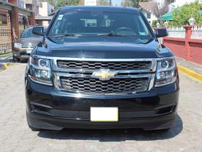 Chevrolet Suburban 5.3 Lt V8 Piel 2da Cubo At
