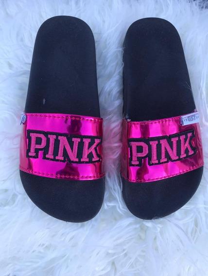 Sandalias Ojotas Faja Niña Pink Verano