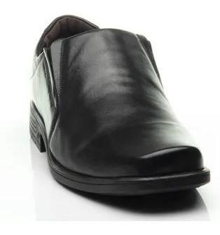 Sapato Pegada 522110-01 Couro Masculino 364237 | Calcebel