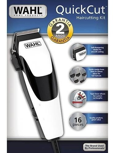 Wahl Maquina De Corte Quick Cut Haircutting