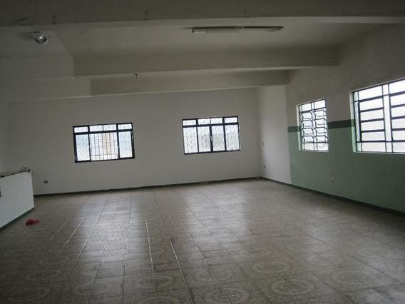 Salão Para Alugar, 150 M² Por R$ 2.200,00/mês - Pirituba - São Paulo/sp - Sl0093