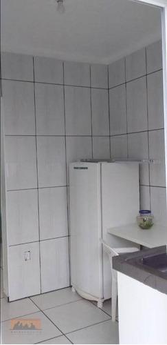 Imagem 1 de 9 de Kitnet Com 1 Dormitório Para Alugar, 20 M² Por R$ 1.150/mês - Barão Geraldo - Campinas/sp - Kn0887