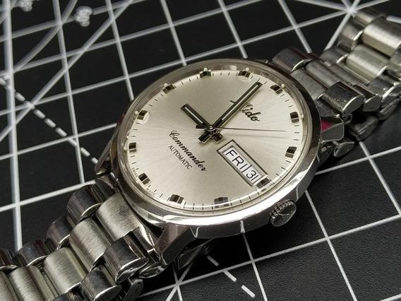 Relógio Mido Commander Automático .