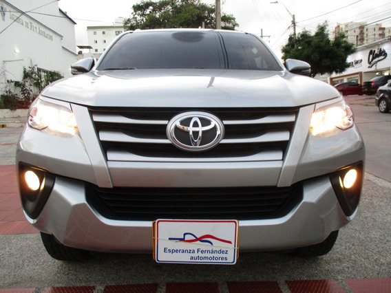 Fortuner 4x2 At 2018