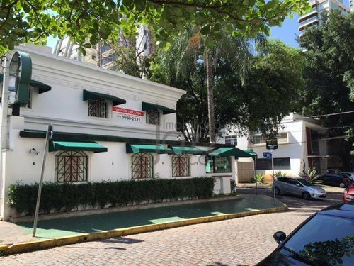 Casa Comercial À Venda, Cambuí, Campinas. - Ca3407