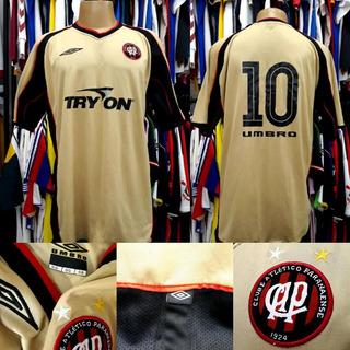 Camisa Atlético-pr - Umbro - Gg - 2003 - Nº10