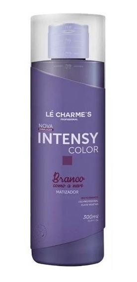 Intensy Color Matizador Branco Como A Neve 300ml Lé Charme