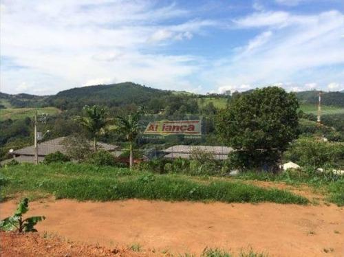 Terreno A Venda, 800 M²- Vale Do Rio Cachoeira - Piracaia/sp - Ai20895