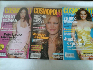 Pack Cosmopolitan (3 Ejs)