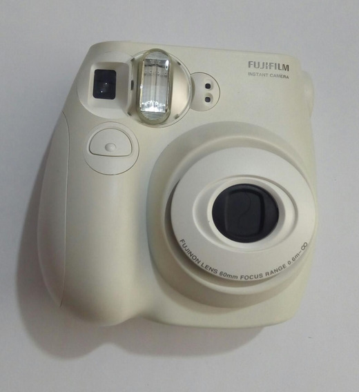Câmera Fujifilm Instax Mini 7s Fotografia Instantânea Flash