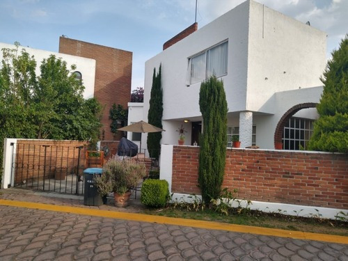 Casa En Venta Metepec San Salvador Tizatlalli 15-cv-6800