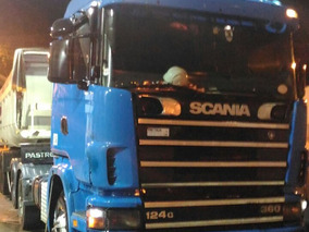 Scania Scania 124 360