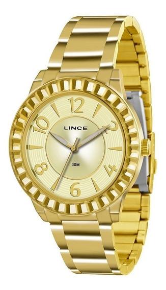 Relógio Orient Lince Feminino Lrgk044l C2kx