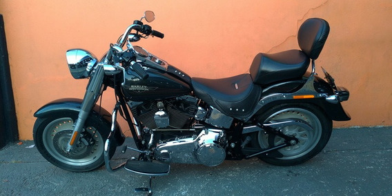 Harley-davidson Softail Fat Boy 2009 - Linda