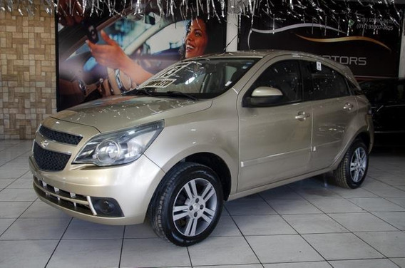 Chevrolet Agile Ltz 1.4 8v (flex) Manual