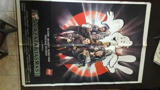 Poster Cazafantasmas 2