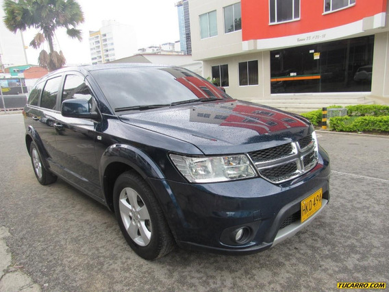 Dodge Journey Se 7 Puestos