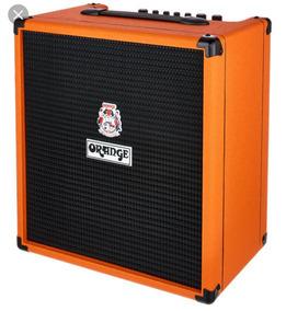 Amplificador De Bajo Orange Crush 50 Watts