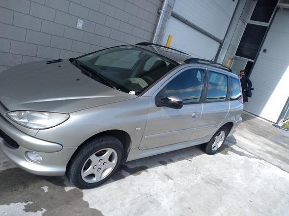 Peugeot 206 1.6 Sw Premium 2008