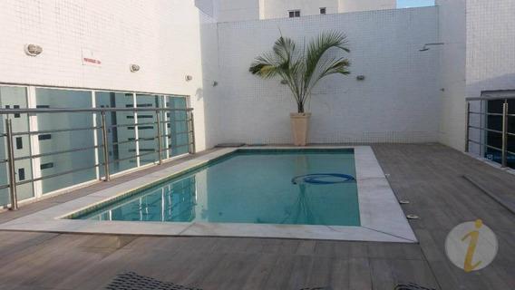 Apartamento Com 4 Dormitórios À Venda, 136 M² Por R$ 850.000 - Cabo Branco - João Pessoa/pb - Ap6541