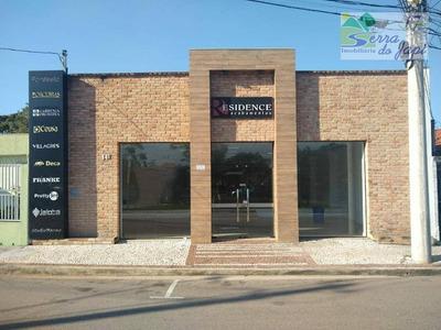 Loja Para Alugar, 245 M² Por R$ 5.000/mês - Vila Rio Branco - Jundiaí/sp - Sl0053