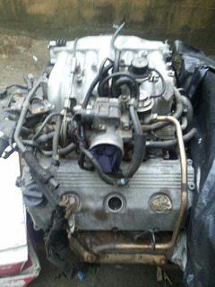 Motor Isuzu 6vd1 V6 Gasolina