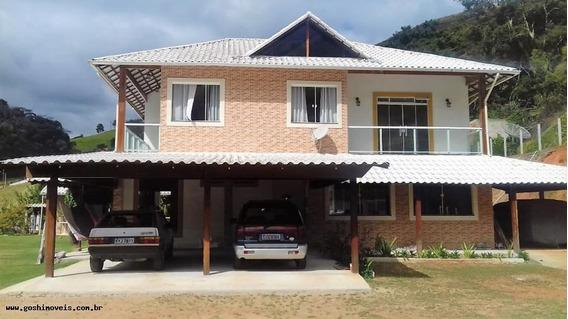 Casa Em Condomínio Para Venda Em Teresópolis, Sebastiana, 7 Suítes, 8 Banheiros, 3 Vagas - Ci361_1-1209873