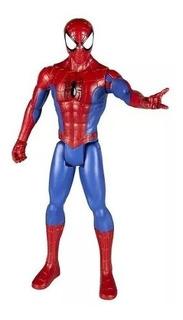 Spiderman 30 Cm Figura Titan Hero Series Hasbro E0649 Edu