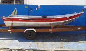 Barco De Alumínio Inbarco Modelo Fx 500 B - (zero)