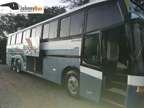 Ônibus Rodov. Trucado Paradiso G5 1150 Ano 1995 Johnnybus