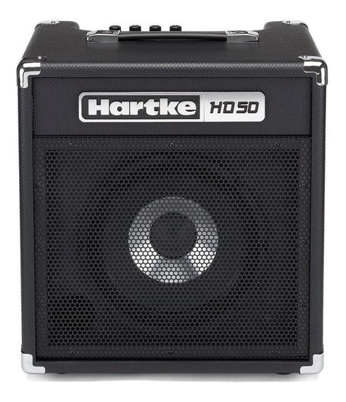 Bafle A P/bajo 50w 1x10 Dydrive Hd50 Hartke Ahora 18