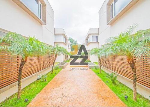 Imagem 1 de 24 de Belíssima Casa Assobradada No Campo Belo, Brooklin, Casa Em Condomínio De Alto Luxo Com 310 M². - Ca13316