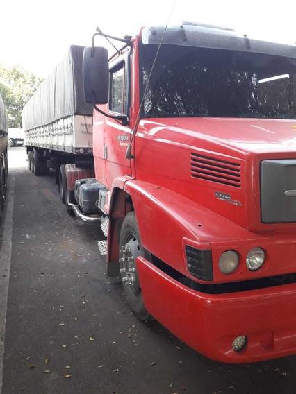 Mb 1634 Mercedes-benz Ano 2011 6x2 Trucado - 2011