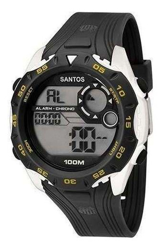 Relógio Technos Masculino Santos Digital Sfc13602/8y