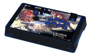 Hori Real Arcade Pro Soulcalibur Vi Edition Ps4 Fightstick