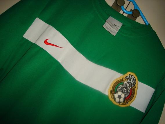 Camiseta Selección Mexico. Original. Talle L. Excelente!