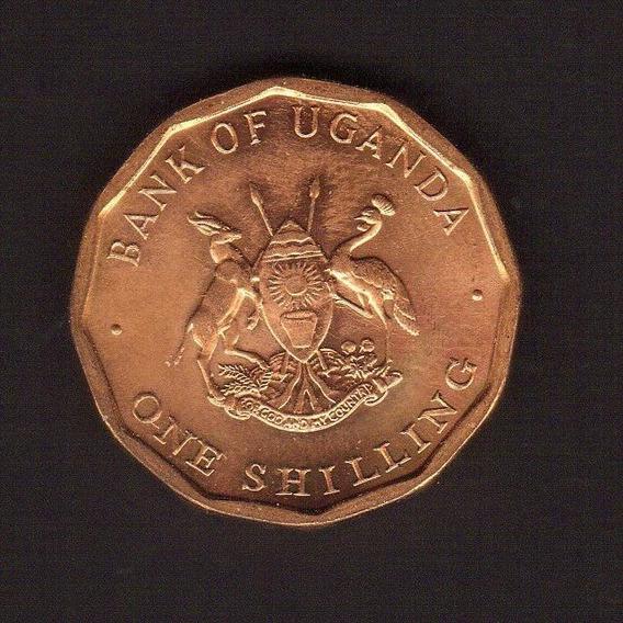 Numismza : Uganda 1 Schilling 1987 Scirc ( M 234 ) Oferta