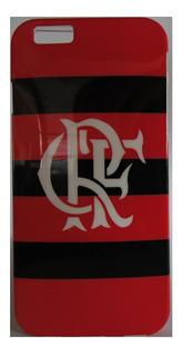 Capa Case Protetora Silicone iPhone 6 6s 6g Futebol Flamengo
