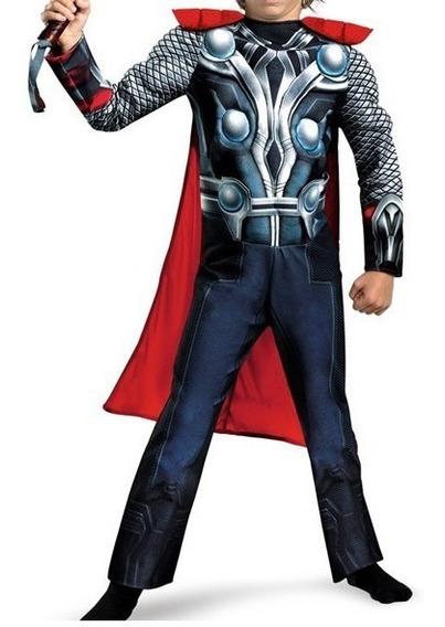 Fantasia Thor - Os Vingadores - Marvel - Pronta Entrega