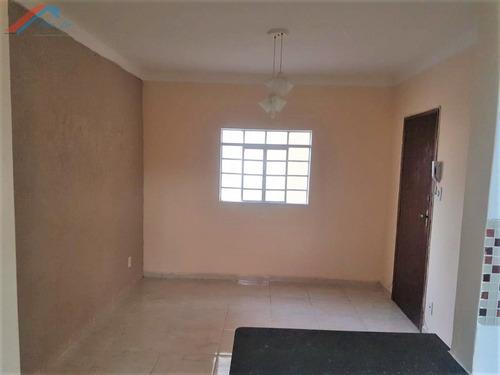 Apartamento A Venda No Bairro Vila Hortência Em Sorocaba - - Ap 075-1