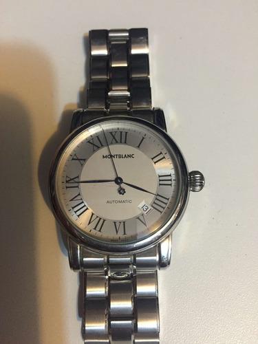 Relógio Montblanc Meisterstuck