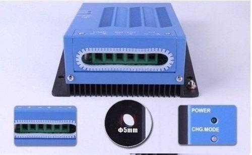 Controlador De Carga Mppt Solar 40a 24/48 Rec Automatico