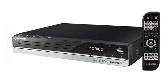 Dvd Player D-18 Hd Connect, Bivolt - Mondial