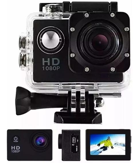 Kit 10 Caixas Case A Prova D Agua Para Mini Camera 1080p