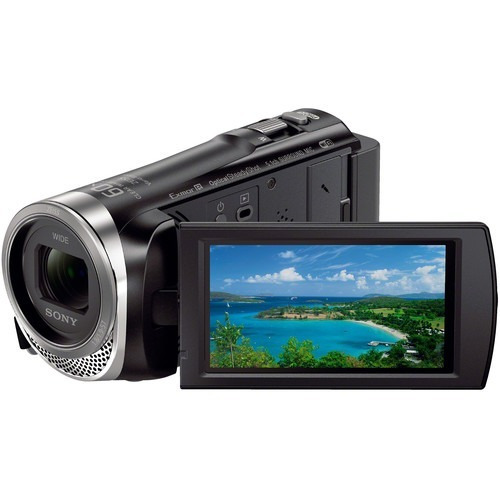 Filmadora Sony Hdr-cx455 Full Hd Handycam Com 8gb E Wi-fi