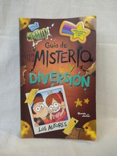 Guía De Misterio Y Diversión - D. Y M. Pines - Planeta