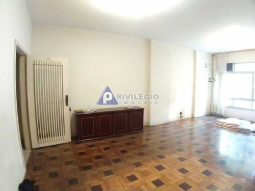 Apartamento À Venda, 3 Quartos, 1 Suíte, 1 Vaga, Flamengo - Rio De Janeiro/rj - 21140
