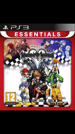 Kingdom Hearts Hd - 1.5 Remix - Greatest Hits - Ps3