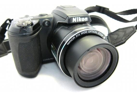 Câmera Semi Profissional Nikon Coolpix L310